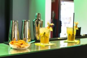 Impressionen: Unsere Cocktailbar'74 schenkt Cocktails und Longdrinks mit den besten Zutaten aus. Überzeug Dich selbst!