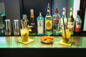 Impressionen: Bei uns gibt es keine Auswechselspieler, sogar unsere Joker knipsen: Wir bieten auch eine Vielzahl alkoholfreier Cocktails und Softdrinks an.
