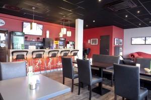 Impressionen: Genieße die lässige Lounge–Atmosphäre unserer Sportsbar '14